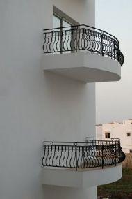 balcony with no doors