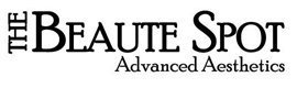 the beaute spot advanced aesthetics business logo