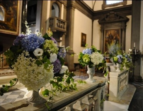 servizio floreale matrimoni