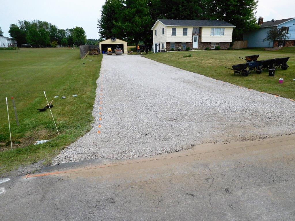 asphalt driveway Buffalo, NY