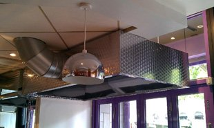 Extraction canopy