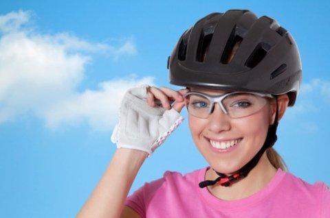 Vendita occhiali per attività sportiva