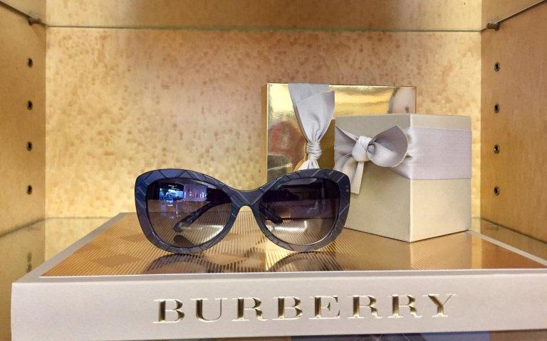 occhiali burberry