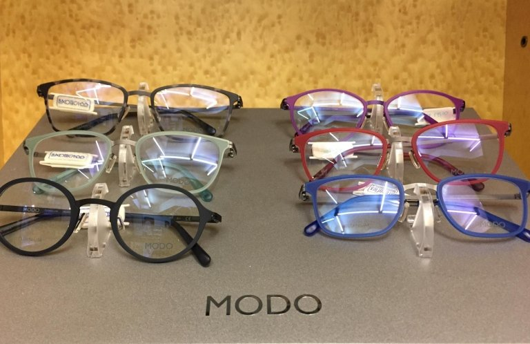 occhiali da vista modo