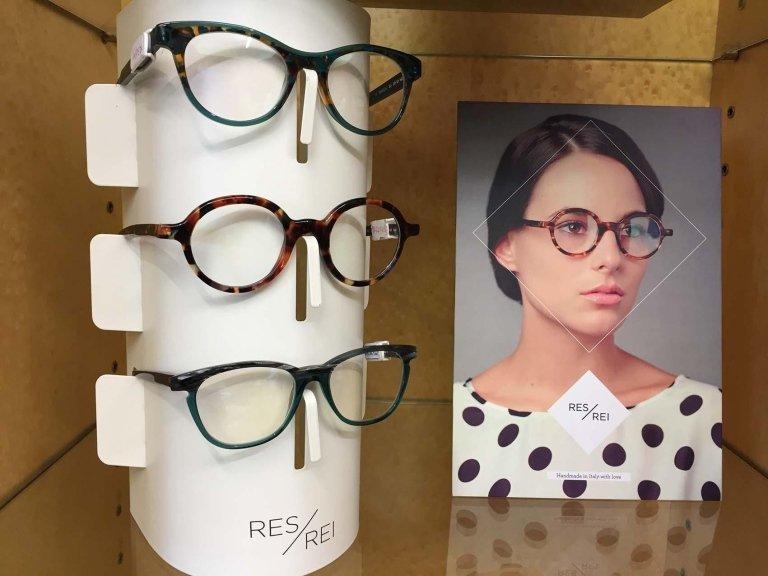 occhiali res/rei