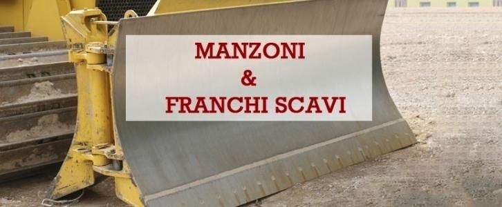 Manzoni e Franchi scavi