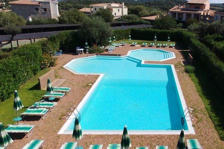 Quadrilocale con piscina in vendita al Borgo di Porto San Paolo - Porto San Paolo