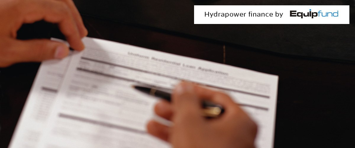 hydrapower attachments finance