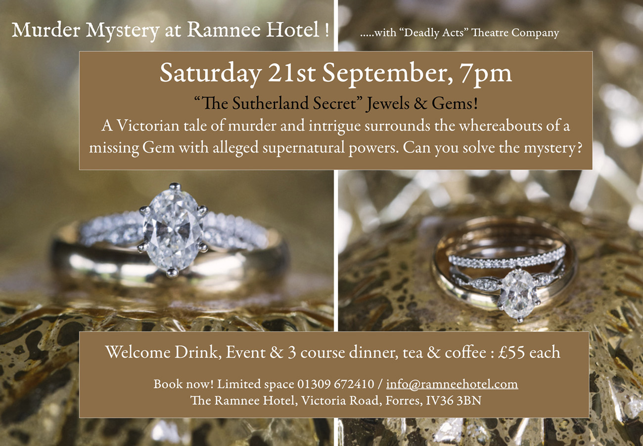 Ramnee Hotel - Conferencing and Events Forres Moray