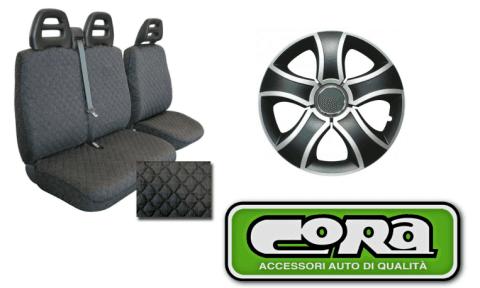 accessori auto CORA