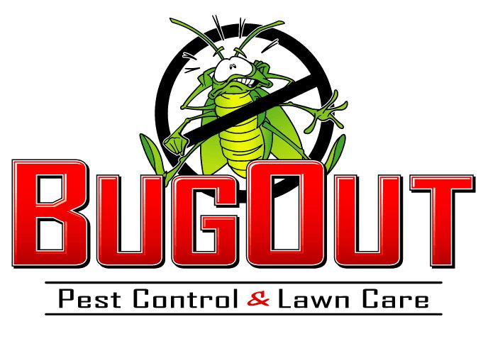 BugOut Pest Control & Lawn Care logo