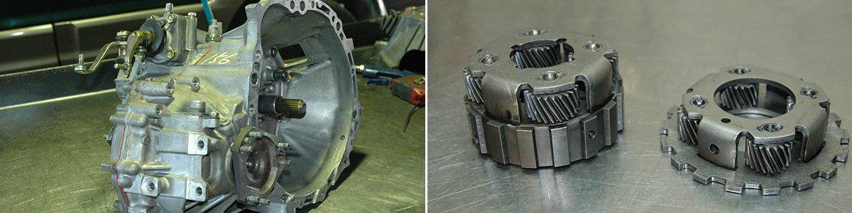 gear matics manual transmissions