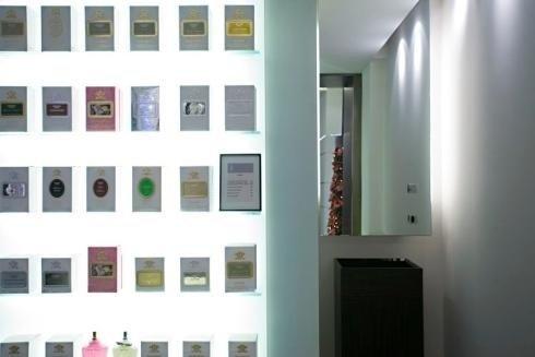 allestimento pareti espositive
