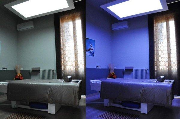 cabine per massaggio