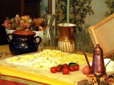 cucina tipica abruzzese