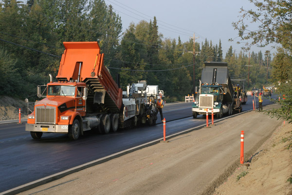 asphalt specialists work in Anchorage, AK