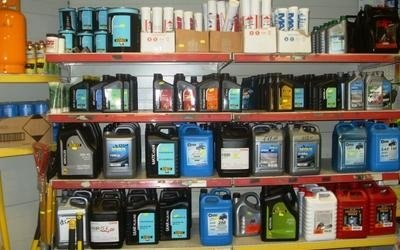 vendita lubrificanti agrioli