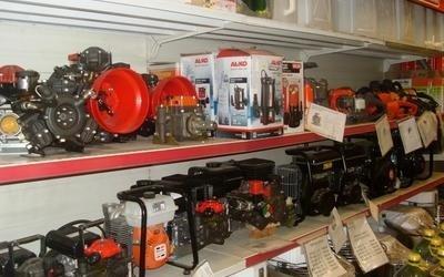 vendita motori agricoli salerno
