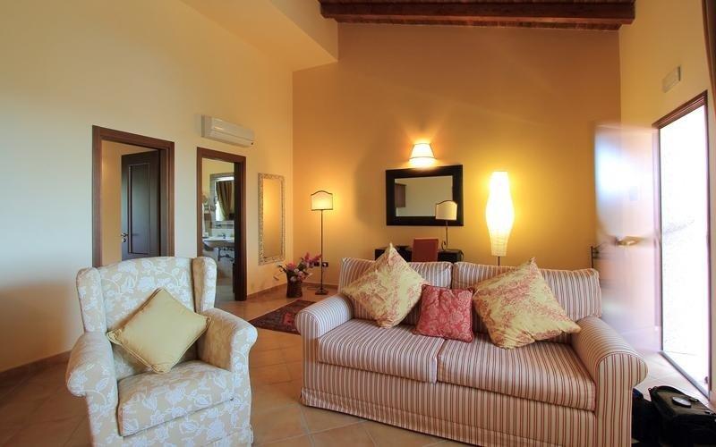 disponibilità camere feudo San Martino