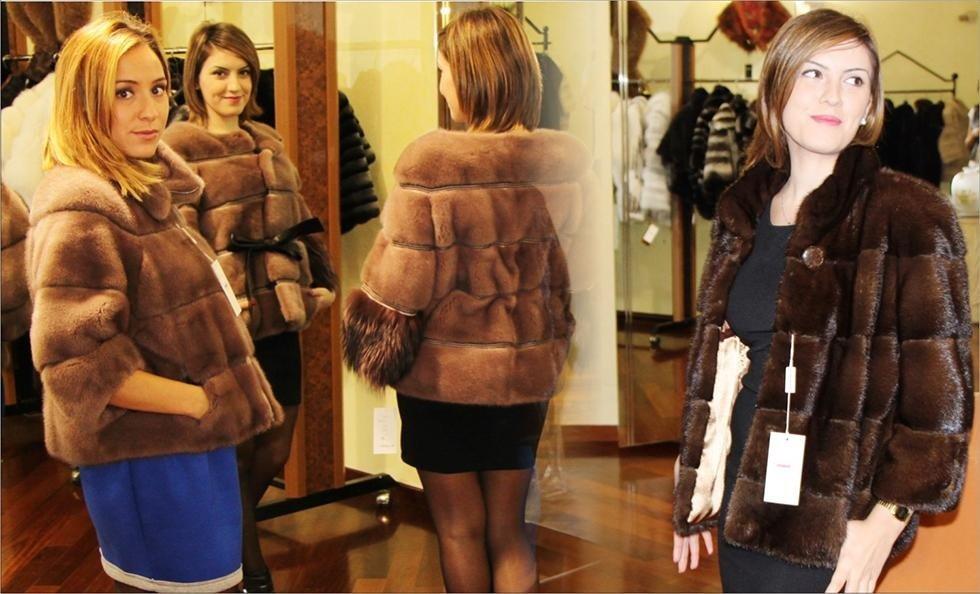pellicceria alta moda