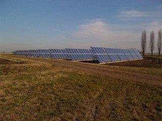 impianti solari da terra