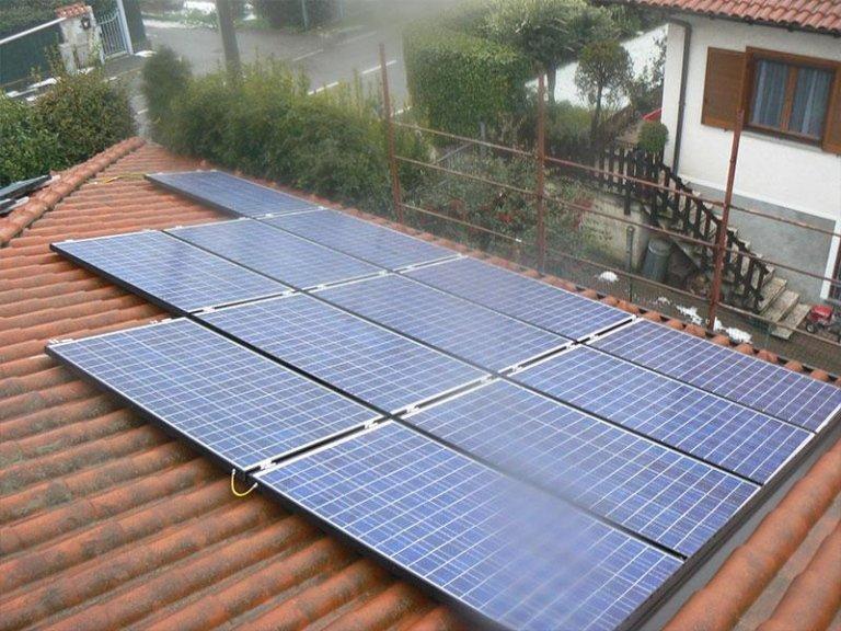 pannelli solari civili