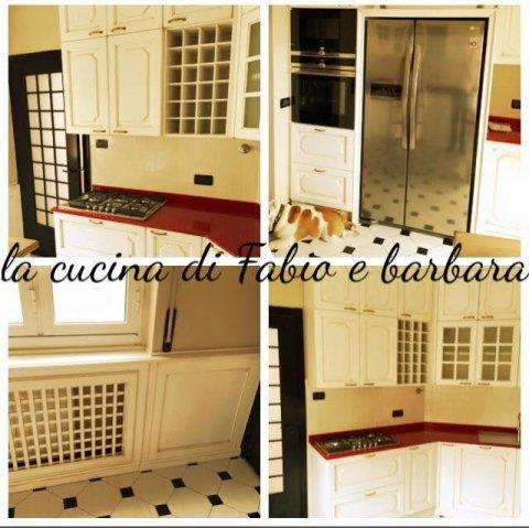 Cucine su misura genova gastaldo mobili - Cucine in muratura genova ...