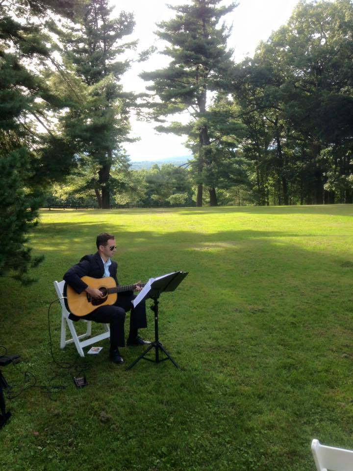 Wedding Guitarist Saratoga NY