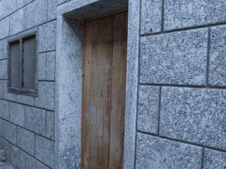 muri esterni in pietra