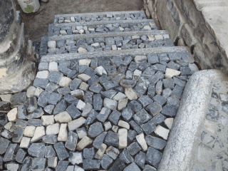 scale in pietra lecco