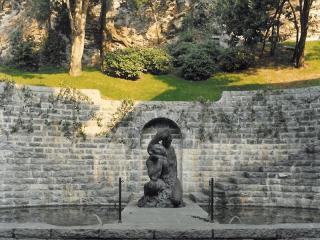 giardini in pietra como