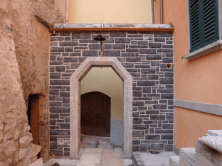 manutenzione facciate in pietra