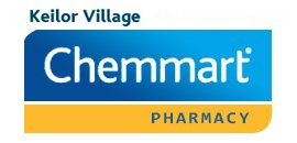 keilor village chemmart pharmacy logo