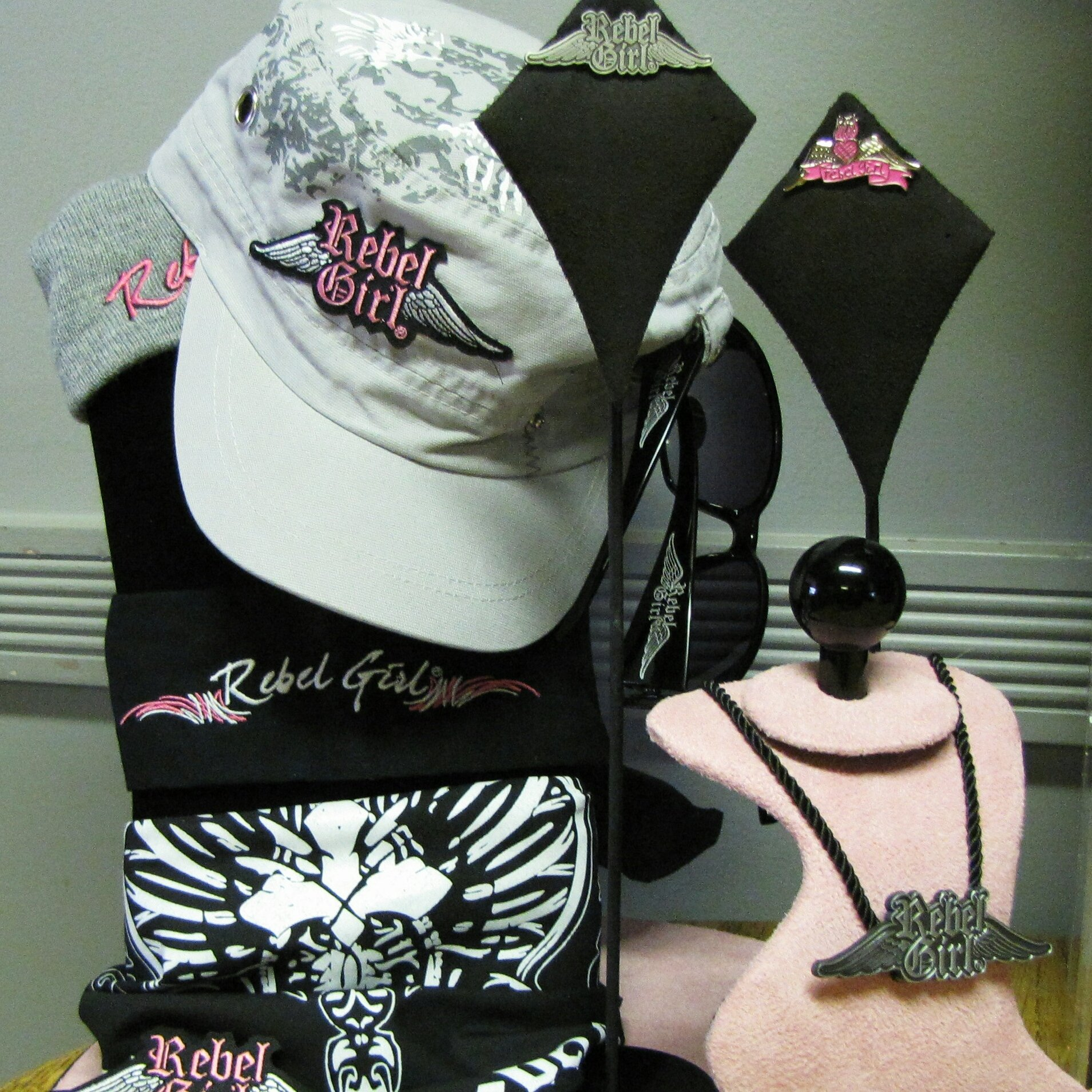 Accessories from Rebel Girl