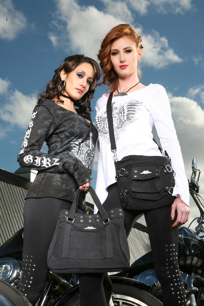 Rebel Girl Purses
