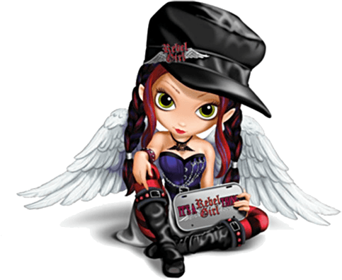 Rebel Girl Angel