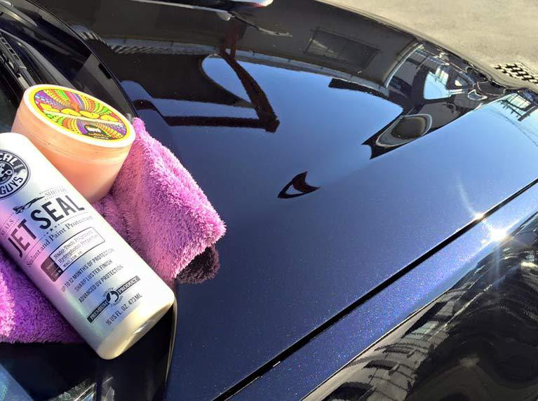 products car cleaning