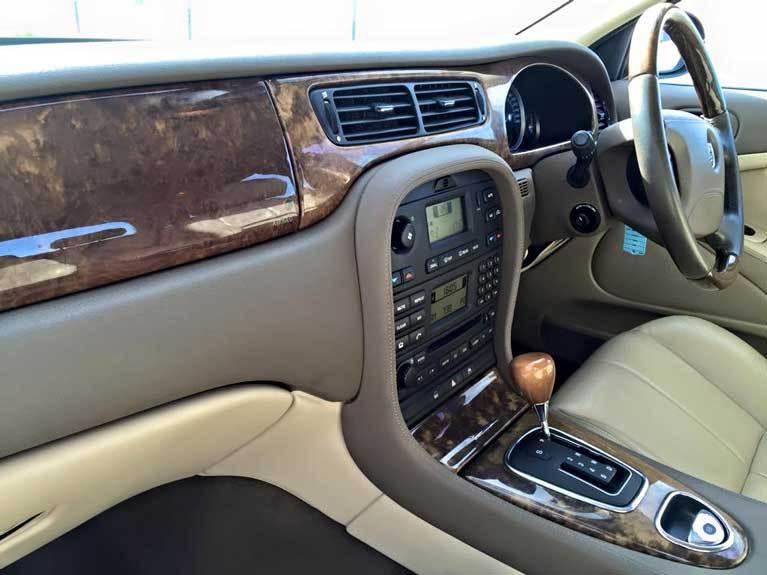 interior car