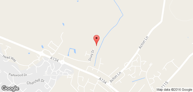 pad printing - Sudbury, Suffolk - Cockx Sudbury Ltd - Location Map