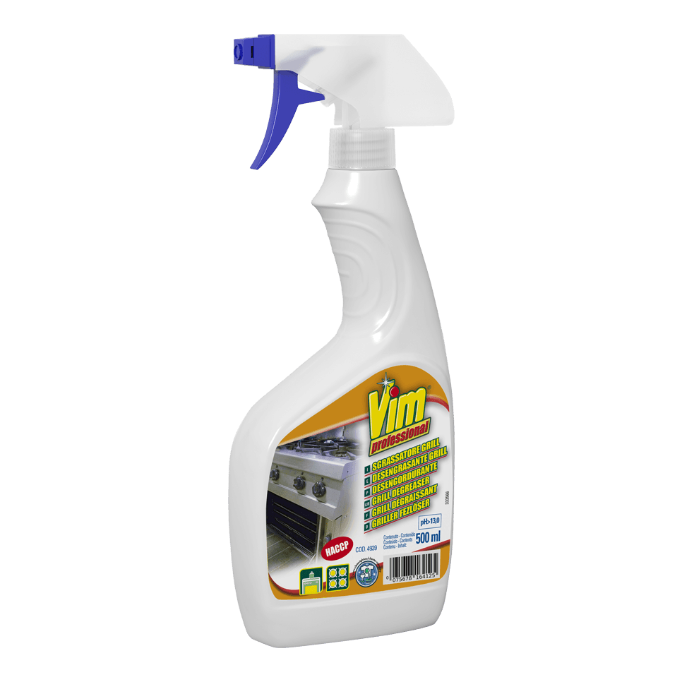 detergenti vim professional