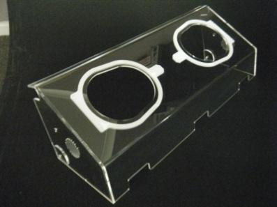 View of a Acrylic Fabrication product