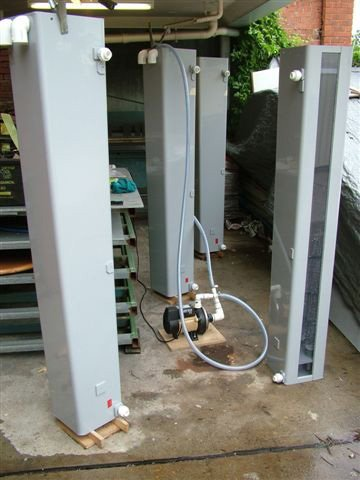 PVC Fabrication work
