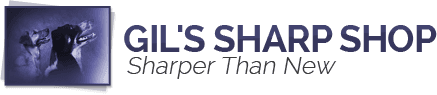 GIL'S SHARP SHOP logo