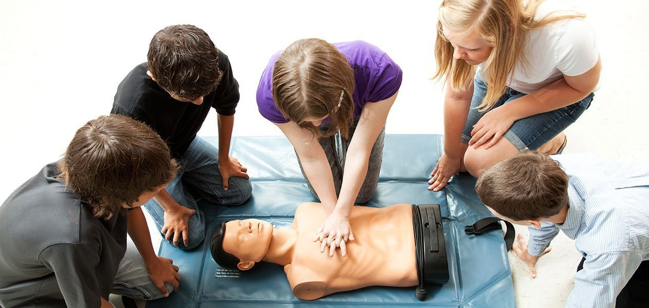 First aid training courses in Kent