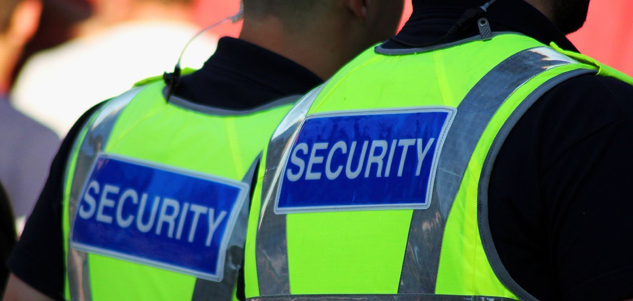 Security training courses in Kent