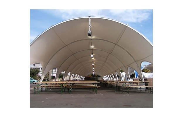 arco tunnel moderno