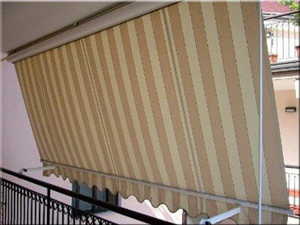 tenda balcone cassonata