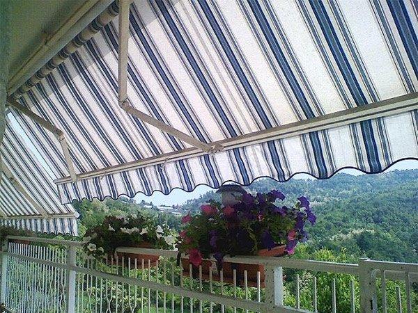 tenda sole da balcone