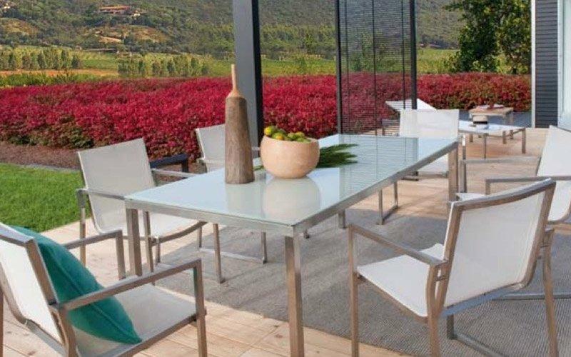 Tavolo per giardino