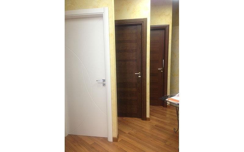 Porte interne in legno - Reggio Calabria - Infissi Aricò
